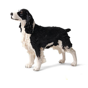 English Springer Spaniel Action Figures Dog Toy