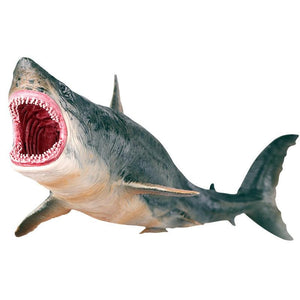 Megalodon Big Shark  Action Figures Toy For Kids