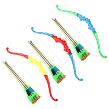 Load image into Gallery viewer, Outdoor Sports Archery Bow Toy With 4Pcs Soft Arrows