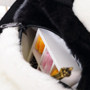 Panda Backpacks Stuffed Animal Bag