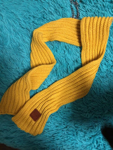 Winter Large Soft Knit Scarf for Dogs
