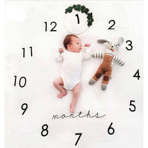 Photography Newborn Baby Blanket Photo Prop