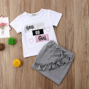 Fashion Statement Shirt Set