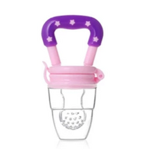 Load image into Gallery viewer, Baby Fruit Feeder Pacifier