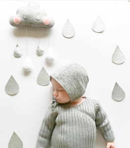 Cloud Decoration Baby Room
