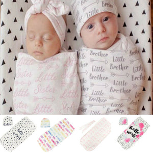 Newborn Baby Infant Summer Blanket Wraps