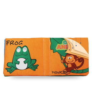 Infant Soft Educational cloth Books