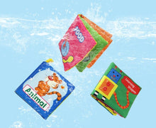 Load image into Gallery viewer, Infant Soft Educational cloth Books