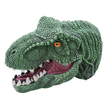 Load image into Gallery viewer, Dinosaur Head Hand Puppet