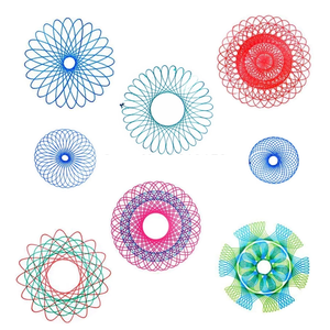 Spirograph Drawing Toy Set