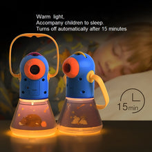 Load image into Gallery viewer, Storybook Night Light Torch Projector