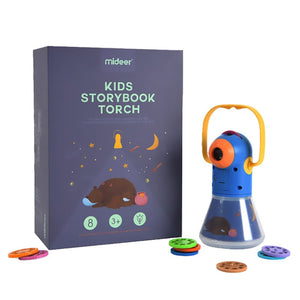 Storybook Night Light Torch Projector