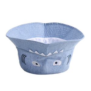 Summer Cute Shark Bucket Hats