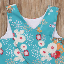 Load image into Gallery viewer, Cute Infant Baby Girl Summer Outfit
