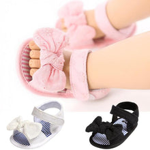 Load image into Gallery viewer, Cute Lace Floral Bows Toddler Girls Shoes