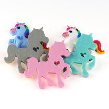 Load image into Gallery viewer, 1Pcs Food Grade Silicone Unicorn Teether