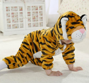 Tiger Cosplay Costume For Children