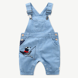 Romper Jumpsuit Little Boy Outfit Set