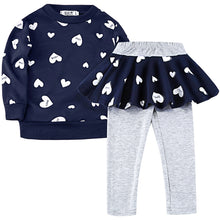 Load image into Gallery viewer, Toddler Girls Clothing set