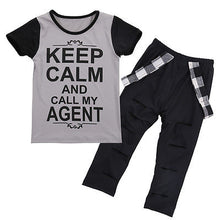 Load image into Gallery viewer, Summerwear Short Sleeve T shirt Pants Leggings Outfits