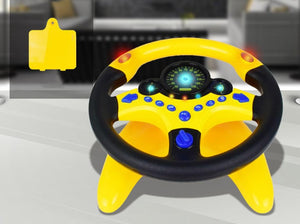 Kids Steering Wheel Driving Toy