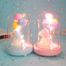 Load image into Gallery viewer, Mini Unicorn Light Display Toy