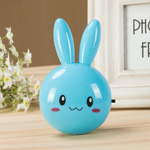Load image into Gallery viewer, Rabbit Led Night Light Plug