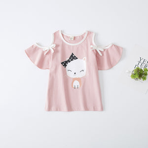 Adorable Summer Children T-shirt Cloths