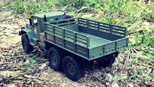 Load image into Gallery viewer, RC Army Heavy Duty Truck