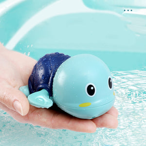 Tortoise Water Baby Toy