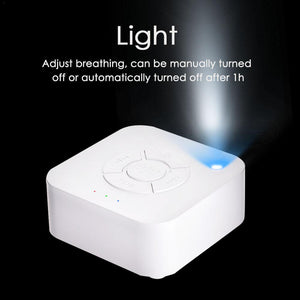 White Noise Machine USB Rechargeable Sleep Sound Machine
