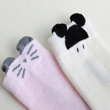 Load image into Gallery viewer, Mouse Cat Baby Socks