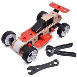 3D puzzle Car Racing Toy
