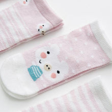 Load image into Gallery viewer, 5 Pairs Infant Baby Socks