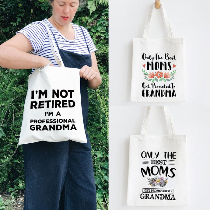 World's Best Grandma Shopping Bags