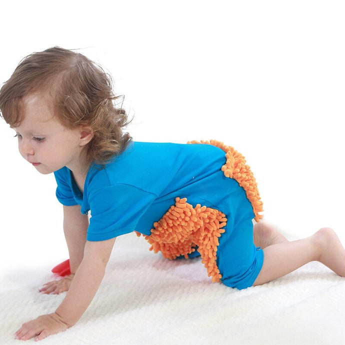 Baby Toddler Mop Suit