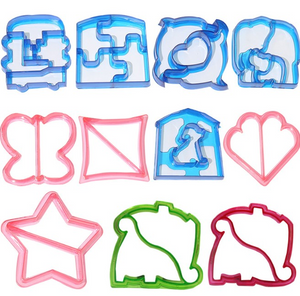 Funky Sandwich Cut-Outs 11 Pcs Set