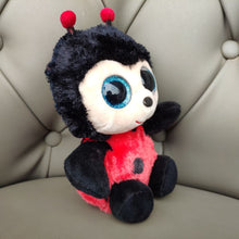Load image into Gallery viewer, Adorable Lady Bug Plush Toys