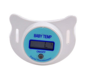 Electronic Thermometer Baby Pacifier