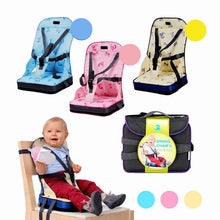 Load image into Gallery viewer, Portable Baby Highchair