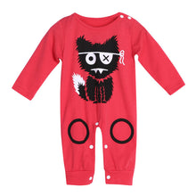 Load image into Gallery viewer, Long Sleeve Baby Rompers
