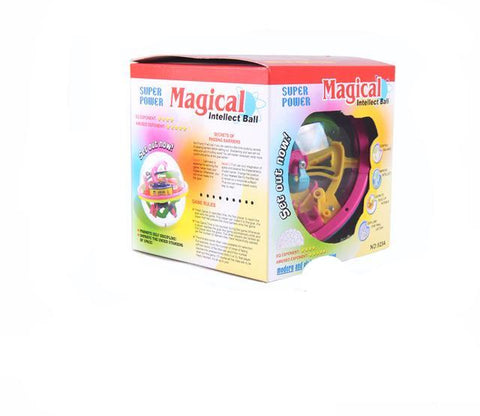 3D Magic Puzzle Ball