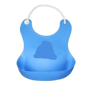 Cute Silicone Lunch Bibs