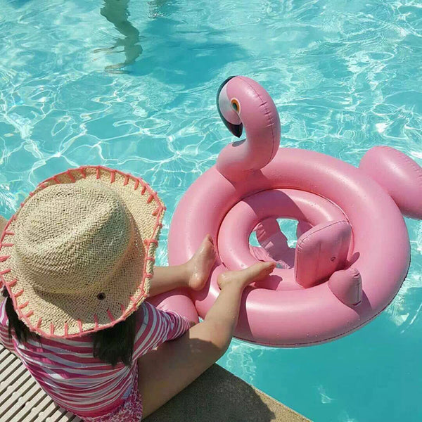 Baby Float Pool Flamingo