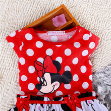 Load image into Gallery viewer, Red Minnie Baby Tutu Dress