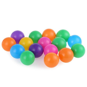 Colorful Ocean Balls 100Pcs