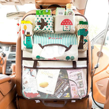 Load image into Gallery viewer, Car Seat Baby Organizer