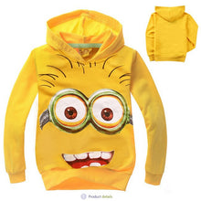 Load image into Gallery viewer, Minion Hoodie
