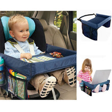 Load image into Gallery viewer, Our Portable Snack & Play Kids Travel Tray