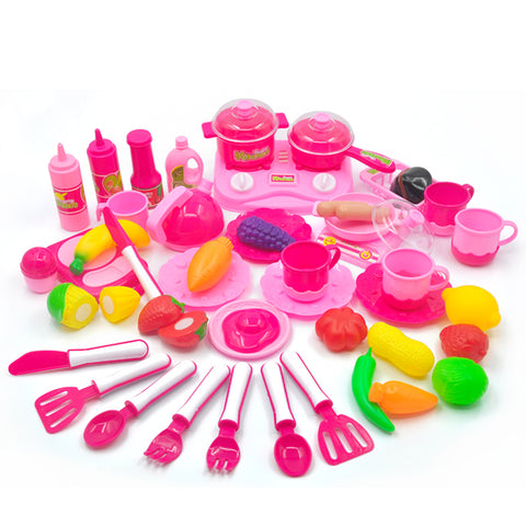 46pcs Kitchen Set
